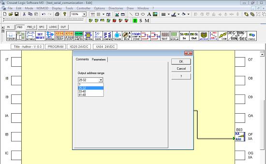 crouzet millenium 2  software