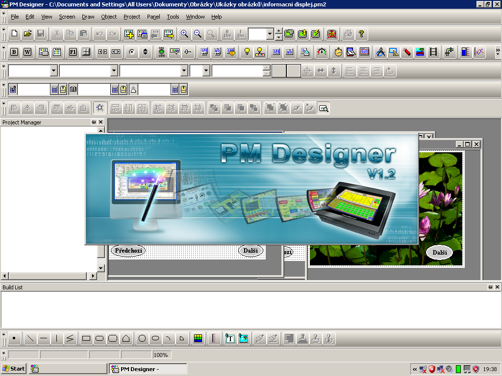 Pm Designer Hmi Software