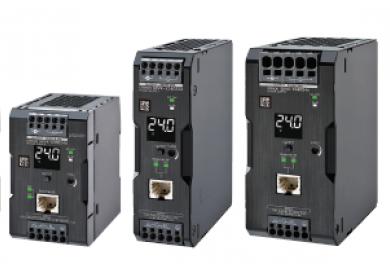 V nabídce společnosti Omron přibyla nová zajímavá řada průmyslových  spínaných napájecích zdrojů na DIN lištu s displejem a Ethernetem  (Modbus-TCP) a s ... 04bb2c72c2f